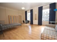 Large 3 bedroom flat (sleeps 8) close to city centre available for the Edinburgh Festival
