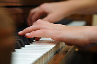 Music Lessons for Piano, Composition and Theory!
