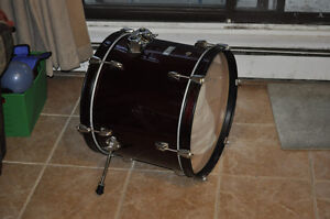Bass Drum: small