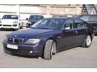 2005 BMW 7 Series 5.0 750i 4dr