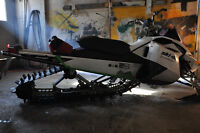 2012 Ski-Doo Freeride 154, 800 E-tec w/ Air frame Running Boards