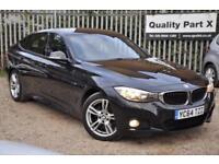 2014 BMW 3 Series Gran Turismo 2.0 318d M Sport GT 5dr (start/stop)