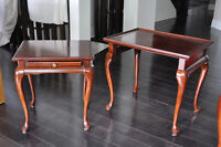 Tables d'appoint (2) / Tables gigognes