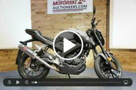 2017 17 YAMAHA MT-125 124CC MT 125 ABS 15 BHP