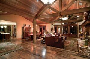 Solid Canadian Hardwood Flooring