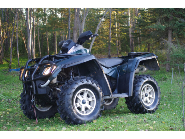 Used 2008 Bombardier Can-Am Outlander XT 800 EXCELLENT CONDITION !WOW!