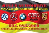 Special Offered By A Plus Automotive