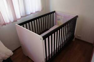 Baby Bundle. Cariboo Classic Cot, Chico Traveller Portacot, Steel Raby Campbelltown Area Preview