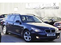 2010 BMW 5 Series 2.0 520d SE Business Edition Touring 5dr