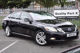 2009 Lexus GS 450h 3.5 SE CVT 4dr