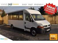 Renault Master 14SEAT AUTO A/C+REAR HEATING DISABLED ACCESS MINIBUS IDEAL CAMPER