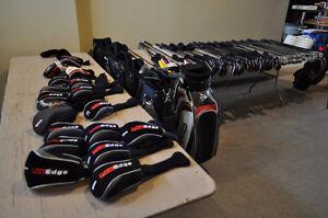 Pro Edge Series II Hybrid Golf Clubs Kingston Kingston Area image 2