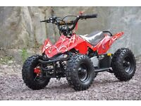 BRAND NEW ATV QUAD Bike 2016 Pit Mini Motor Bike Scrambler 49cc 50 cc PERFECT XMAS PRESENT 50cc Moto