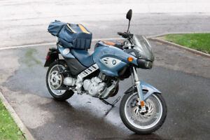 BMW F650CS - 2002 - 26,629 Km