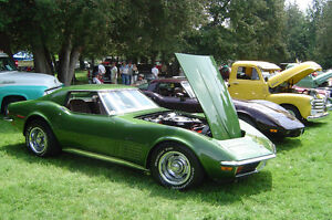 1972 Corvette Stingray Coupe