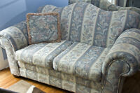 TWO Traditional Style Love Seats for sale