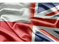 Polish-English interpreter Sheffield, Rotherham