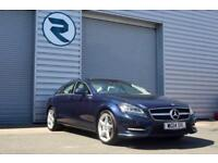 2014 14 MERCEDES-BENZ CLS CLASS 3.0 CLS350 CDI BLUEEFFICIENCY AMG SPORT 4D AUTO