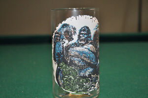 1976 Limited Edition KING KONG Coca Cola Collectible Glass
