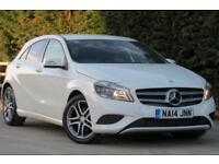 MERCEDES A CLASS 1.6 A180 BLUEEFFICIENCY SPORT 5 DOOR 122 BHP 2014/ 14 REG
