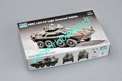 for Trumpeter 07268 Black Dog 1//72 USMC LAV-25 Iraq War Accessories Set T72001