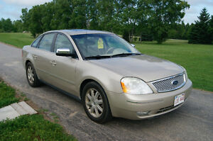 2005 Ford Five Hundred auto LOADED Sedan mvi