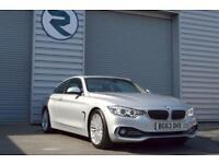 2013 63 BMW 4 SERIES 2.0 420D LUXURY 2D AUTO 181 BHP DIESEL