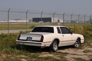 1986 Monte Carlo SS- Original -added pic of rust!