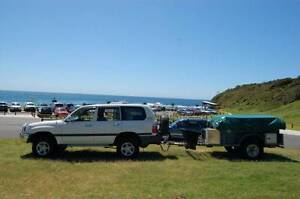 Custom Built Heavy Duty Off Road Camper Trailer Macgregor Brisbane South West Preview