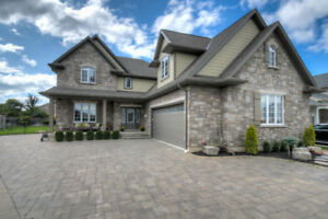 Custom Built Two-Storey Home In Strathroy!