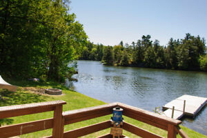 Luxury Cottage w/ 9.8 hp boat on Dog Lake !! Save $200-NOW