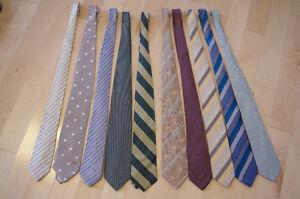 3e958b315fc7 NEW 11 Neckties Armani