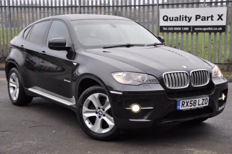 2008 bmw x6 3 0 35d xdrive 5dr in harrow london gumtree. Black Bedroom Furniture Sets. Home Design Ideas
