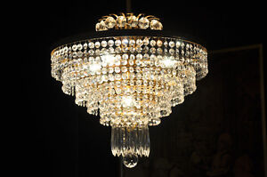 Vintage Chandeliers & Lighting