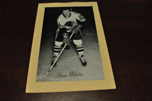 1944-64 Group 2 Bee Hive Photos Chicago Black Hawks