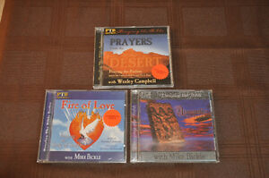 CDs - Music to Bible Scriptures