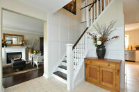 STUNNING DETACHED HOME ON PREMIUM LOT IN NEWMARKET!