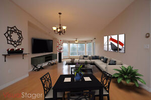 Large Open Concept Entertaining Style Condo in Clayton Park
