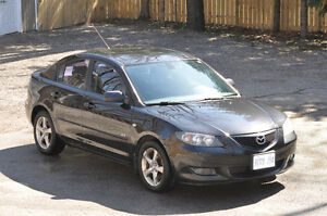 2004 Mazda 3s GT-Saftey,E-test,AC ice cold,low KM,loaded!