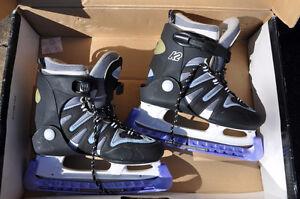 ICE SKATES K2 CAMANO SIZE 7
