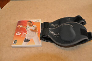 Wii Active with leg straps