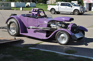 27T Altered Sidesteer Roadster - Drag Car
