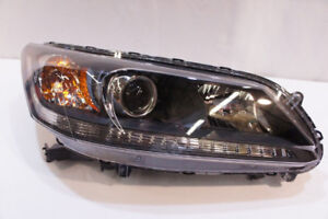 9th Gen Honda Accord headlamps (2013-2016)(bot side) (sedan)