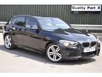 2014 BMW 1 Series 2.0 118d M Sport Sports Hatch (s/s) 5dr