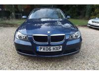 2006 06 BMW 318i SE AUTO 2.0i PETROL 130 BHP AUTOMATIC 84K FSH CLEAN CAR VALUE