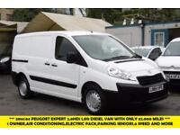 2014 PEUGEOT EXPERT 2.0 HDI 1000 L1H1 PROFESSIONAL SWB DIESEL VAN WITH ONLY 52.0