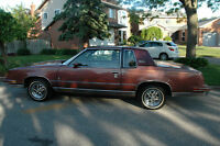 1986 Cutlass Salon