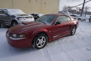 Ford Mustang 2dr Cpe 2003