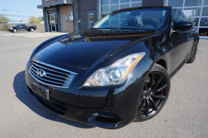 INFINITI G37S  2010 CONVERTIBLE  IN EXCELLENT CONDITION  $22900