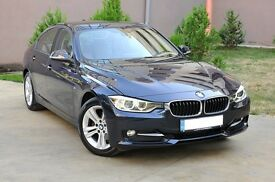 BMW 320 left hand drive